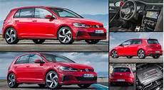 Volkswagen Golf Gti Performance 2017 Pictures