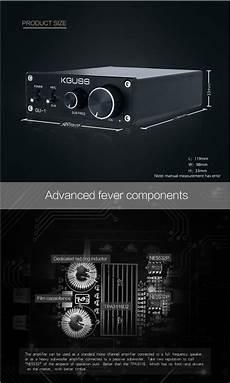 Kguss Ne5532p Tpa3116d2 Single Channel Hifi by Speaker Mounts Kguss Gu 1 Ne5532p Tpa3116d2 Single