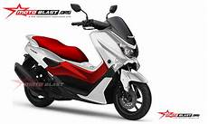 Modifikasi Warna Nmax by Modifikasi Yamaha Nmax Warna Putih Modifikasi Motor