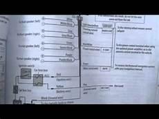 kenwood car stereo wiring diagram model kdc bt358u youtube