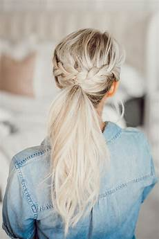 And Ponytail Hairstyle