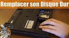 Comment Remplacer Disque Dur Pc Portable