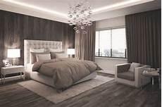 Cremefarbene Schlafzimmerideen Modernes Schlafzimmer