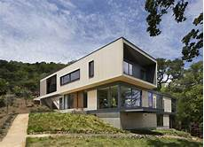 Haus In Hanglage - hillside house shands studio archdaily