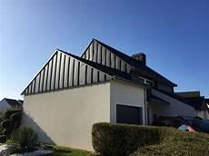 habillage facade maison 68442 maison bardage zinc vannes morbihan 56 et nantes 44 protoit