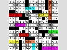 crossword heaven search clues