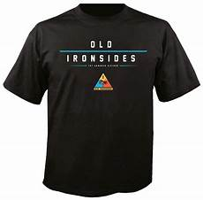 1st armored division black t shirt army unit t shirts