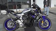 008845 2016 yamaha fz 07 used motorcycles for sale