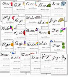 a z cursive handwriting worksheets confessions of a homeschooler