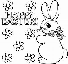 Malvorlagen Ostern Hase Bunny Easter Coloring Pages And Print For Free