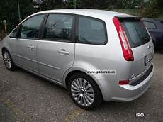 2008 Ford C Max Car Photo And Specs