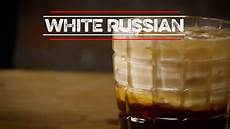 the big lebowski s quot white russian quot how to drink youtube