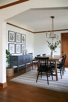 suzannah s modern traditional dining room reveal bigger than the three of us