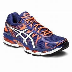 asics gel nimbus 16 mens running shoes blueprint flash