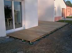 faire une terrasse pas cher faire sa terrasse bois pas cher veranda styledevie fr