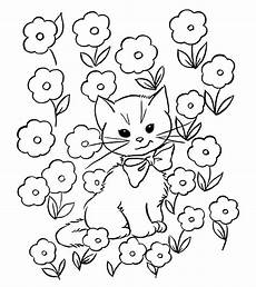 cats coloring pages coloring home