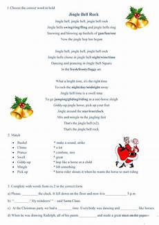 jingle bell rock worksheet free esl printable worksheets jingle bell rock worksheet free esl printable worksheets
