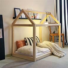 kuschelhöhle kinderzimmer selber bauen cama casa hora de decorar bed ideas beds