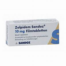 zolpidem sandoz 10 mg 200 stk zolpidem ohne rezept