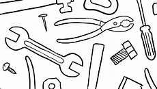 tool box coloring page at getcolorings free
