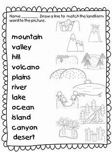 first grade wow laaaaaaaand hooooooo social studies worksheets kindergarten social studies