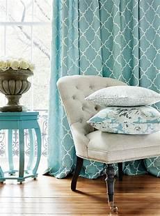 Home Decor Ideas Curtains by 50 Shades The Best Of Aqua Home Decor Window Treatments