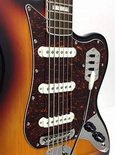 Fender Squier Vintage Modified Bass Vi 6 String Electric