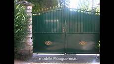 Portail Imitation Fer Forg 233 Wmv
