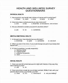 free 31 survey questionnaire exles in pdf word doc docs pages exles