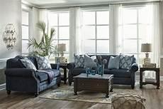 Two Loveseat Living Room