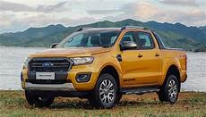 Ford Ranger Wildtrak Bi Turbo 4x4 2018 Review Bangkok