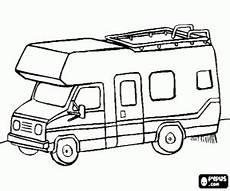 Malvorlagen Wohnmobil Ausmalbilder Ausmalbilder Verschiedenes Fahrzeuge Malvorlagen
