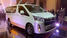 toyota hiace 2019 toyota hiace 2019 specs prices features