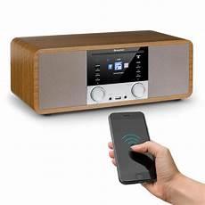 ir 190 radio bluetooth lecteur cd wifi upnp usb