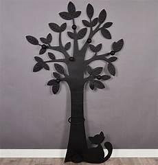 porte manteau design arbre porte manteaux arbre avec chat 5559