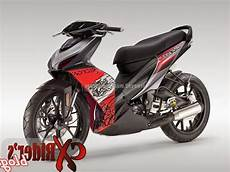 Modifikasi Motor Revo Fit 2012 by Modifikasi Motor Honda Revo Kumpulan Gambar Foto