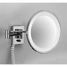 Kosmetikspiegel Wand Beleuchtet - decor walther bs 40 pl wand kosmetikspiegel beleuchtet