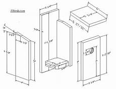 wren bird house plans wren nest box 70birds birdhouse plans index