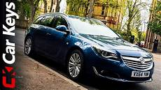 vauxhall insignia sports tourer 2015 review opel insignia