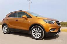 Opel Mokka X Facelift Les Photos De Notre Essai Photos