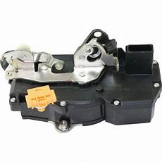 repair anti lock braking 2003 saturn ion engine control new rear left door lock actuator integrated for 2003 2007 saturn ion 15900269 ebay