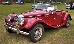 MG TF 1954 Sports Carjpg