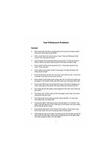word problems worksheets tes 11145 problem solving questions worksheets year 6 by primarylion teaching resources tes