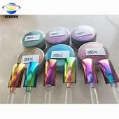 China Chrome Chameleon Powder Color Shift Pigment For Car