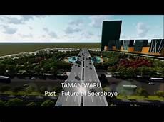 Sayembara Desain Taman Waru Kota Surabaya Taman Waru