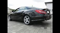 Mercedes Cls 320 350 Cdi Sportauspuff Diesel Sound