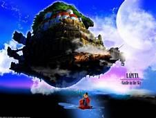 Studio Ghibli Castle In The Sky Wallpapers HD / Desktop