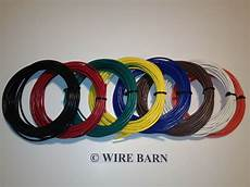 20 awg mtw tew ul1015 20 awg hookup wire 8 colors 25 each color ebay