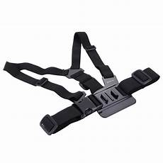 Puluz Harness Chest Belt Mount by Puluz For Go Pro Accessories Adjustable Mount Belt Chest