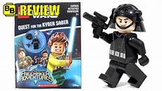 lego wars quest for the kyber saber book review